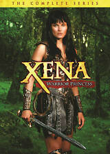 XENA WARRIOR PRINCESS THE COMPLETE SERIES TV-DVD-NEW-SEALED!!!-30 DISCS