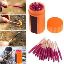 Survival Tool Wind Windproof Waterproof Portable Matches For Camping Hiking Gear
