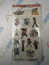 Anime Beyblade V Force Ray Gon Tyson Granger Max Tate Seal Sticker F MediaLink