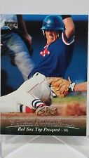 1994 Upper Deck Top Prospects Nomar Garciaparra Rookie RC #205 Red Sox