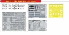 Eduard big ed 72111 1/72 westland sea king HC.4 airfix c