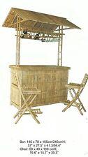Bambusbar, Bambustheke,Bar,Gartenbar,Partykeller