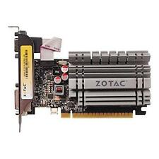ZOTAC GeForce GT 730 Low Profile 4GB 64-Bit DDR3 PCI Express 2.0 x16 (x8 New