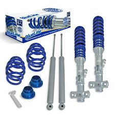 BMW 3 serie E36 316i-Rendimiento 741004 advertencias suspensión Gewindefahrwerk Kit Blueline