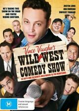 ●● VINCE VAUGHN'S WILD WEST COMEDY SHOW ●● (DVD, 2008) Dwight Yoakam **AS NEW**