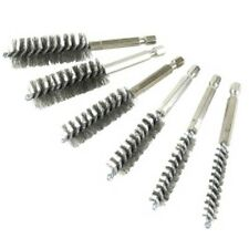 Twisted Wire Bore Brush Set (Stainless Steel) IPA8080 Brand New!