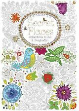 Secret Places: Adventures in Ink and Imagination (Hobbies and Craft),
