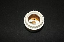 Vintage Porcelain light socket usd 2 piece marquee sign flush mount Brass Socket