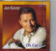 Jan Keizer-Oh Carol cd single