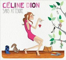 Sans Attendre by Céline Dion (CD, Nov-2012, Sony Music)