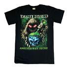DISTURBED - Toxic Globe - T SHIRT S-M-L-XL-2XL Brand New Official T Shirt !!!