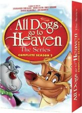 ALL DOGS GO TO HEAVEN THE SERIES SEASON 2 New Sealed 2 DVD Set