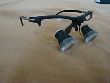 Orascoptic Loupes Rudy project 2.5X 55mm IPD