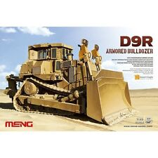 1:35 D9r armored bulldozer-meng miniature militaire armée plastic model kit