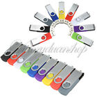 New 1/2/4/8/16GB USB 2.0 Flash Memory Drive Fold Storage Thumb Stick Pen