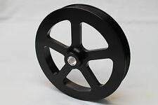 Camaro/Firebird V8 LS1 Billet Aluminum Black Power Steering Pulley