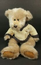 Progressive Plush Teddy Bear Stuffed Animal with Sweater 12""