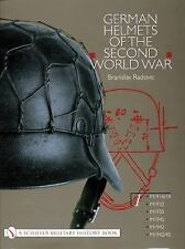 WW2 German Helmets of the Second World War Vol. 1 Reference Book