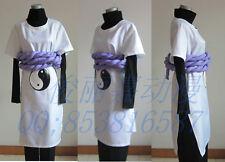 Naruto Orochimaru Halloween Kimono Set Cosplay Costume J001