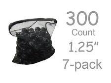 """1.25"""" Bio Balls Aquarium Fish Pond Filter with Media MESH BAGS, 2100-count"""