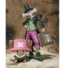 One Piece Tony Tony Chopper e Dr Hiluluk Figuarts Zero
