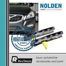 NCC by Nolden DRL Daytime Running LED Chrome Lights Kit Volvo S60 Typ Y20 2011+
