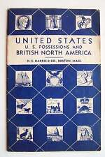Stamp Collector's United States & British North America Possesions Catalog