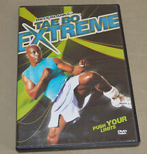 Billy Blanks TaeBo Extreme Push Your LImits DVD