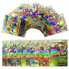 20 Pcs/Lot Pokemon EX Card All MEGA Holo Flash Trading Cards Charizard Venusaur