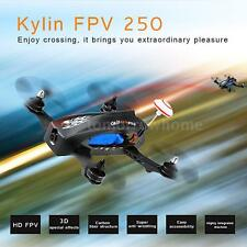 KDS Kylin FPV 250 Quadcopter Carbon Fiber ARF Racing Drone 800TVL Camera NO TX