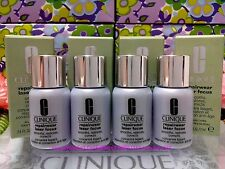 4 x Clinique Repairwear Laser Focus Serum Smooths Restores Corrects *SERUM*◆7ml◆