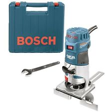 Bosch PR20EVSK Palm Grip 5.6A 1-HP Fixed-Base Variable-Speed Router W/Edge Guide