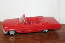 NICE 1964 FORD GALAXIE CONVERTIBLE DEALER PROMO CAR