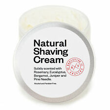 Executive Shaving Natural Shaving Cream with Eucalyptus, Bergamot, Juniper 150ml