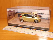 FORD KA 1:43 QUANTUM OF SOLACE JAMES BOND 007 CAR