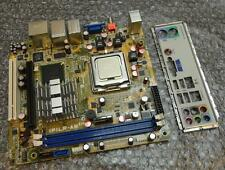 HP Compaq Socket 775 Motherboard   5188-7103   IPILP-AR REV: 1.02 with BackPlate