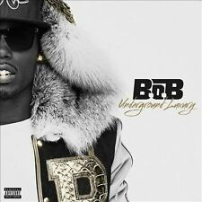 Underground Luxury [PA] by B.o.B (CD, Dec-2013, Atlantic (Label))