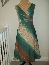 LADIES SUMMER DRESS FROM GEORGE, SIZE 20.