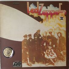 LED ZEPPELIN ...LED ZEPPELIN II...33 RPM...ATLANTIC SD 8236...60s Vinyl Record