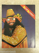 World Wrestling Federation's WWF Killer Kalendar #1 Macho Man Randy Savage 1993