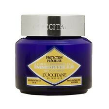 L'OCCITANE IMMORTELLE PROTECTION PRECIOUS CREAM SPF 20  1.7 OZ  SEALED NEW