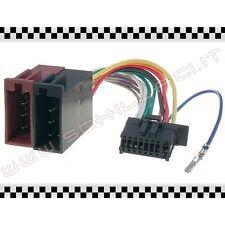 C03 Connettore adattatore cavo ISO Pioneer autoradio 16 pin Nuovi modelli dal 2