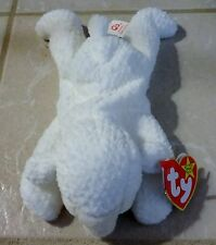 "Ty - Beanie Baby ""Fleece"" the White Lamb from the Beanie Babies Collection"