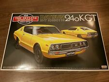 Aoshima 1/24 Datsun 240 KGT 2HT KHGC110 Japanese Car Great Condition Rare