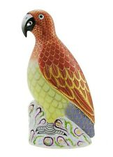 Large Antique Herend Parrot Figurine Ca. 1890