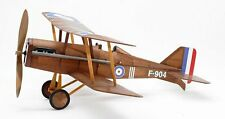 RAF SE5a WWI Bi-plane rubber band powered model airplane