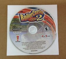 RollerCoaster Tycoon 2  (PC, 2002) New