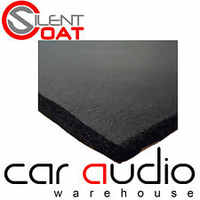 Silent Coat Noise Buffler 20mm Sheet Bonnet Sound Proofing Hoodliner Panel Liner