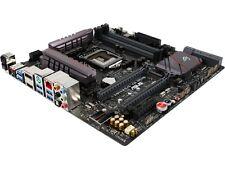 ASUS ROG MAXIMUS VIII GENE LGA 1151 Intel Z170 HDMI SATA 6Gb/s USB 3.1 USB 3.0 M