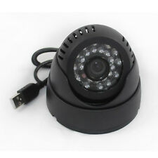 USB CCTV DVR TF Micro SD Card Security Camera Recorder Motion Detection Indoor